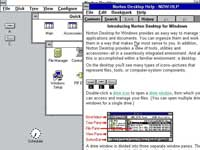 Norton Desktop for Windows 2.0