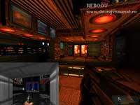 Reboot E1M1 map for DOOM 3